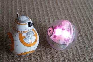 BB-8 meets Sphero